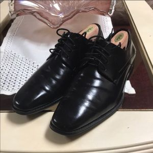 Men's Black Dress Shoes 👞